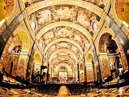 St John's Co-Cathedral, Valletta Malta