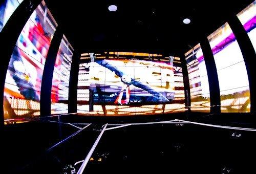 Benfica Stadium tour, Estadio da Luz, Museum cinematic elevator