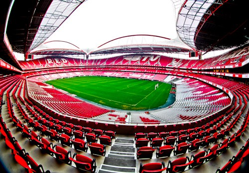 Benfica Stadium tour - Estadio da luz