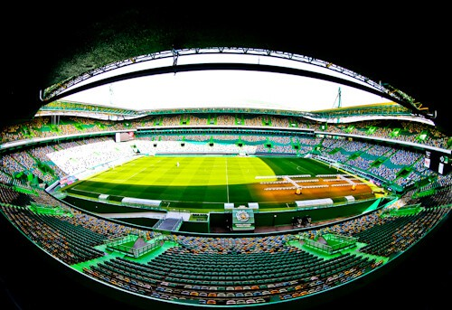 Sporting Lisbon stadium tour in Lisbon