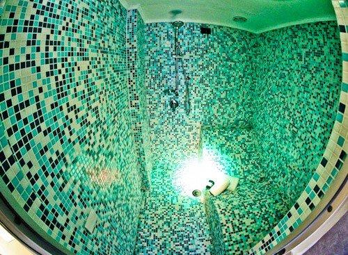 Barbarella Suite, Naples, Spa Suite, Hammam Turksih bath