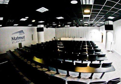Bordeaux Matmut Atlantique Stadium Tour - press room