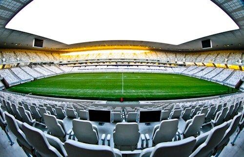 Bordeaux Matmut Atlantique Stadium Tour - stadium