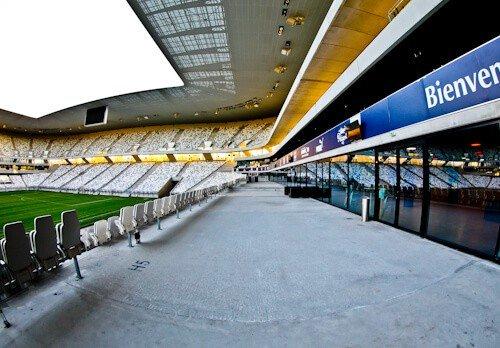 Bordeaux Matmut Atlantique Stadium Tour - VIP seating nd experience