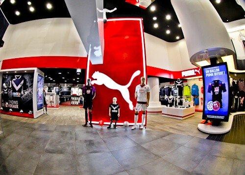 Bordeaux Matmut Atlantique Stadium Tour - club shop