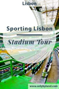 A stadium tour of the home of Sporting Lisbon, Estadio Jose Alvalade in Lisbon, Portugal.