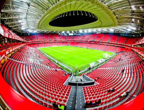 Athletic Bilbao – VIP match day experience – San Mamés Stadium