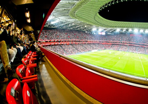 Athletic Bilbao, VIP matchday experience, the view and seats