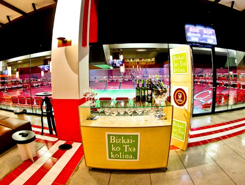 Athletic Bilbao, match day experience, local Spanish wines