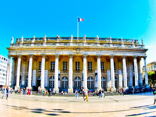 Grand Theater de Bordeaux
