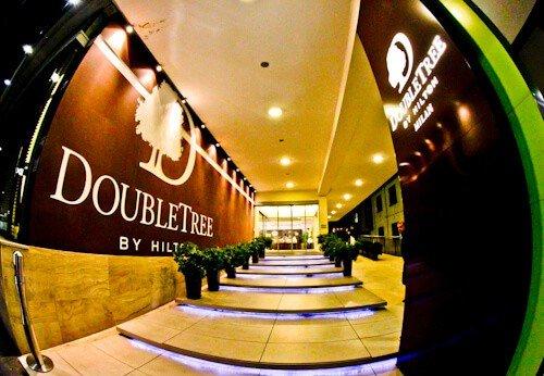 DoubleTree Hilton Milan, Check In