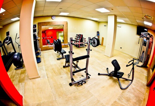 DoubleTree by Hilton Milan, Fitness Center