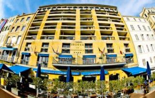 La Residence du Vieux Port hotel Marseille, exterior