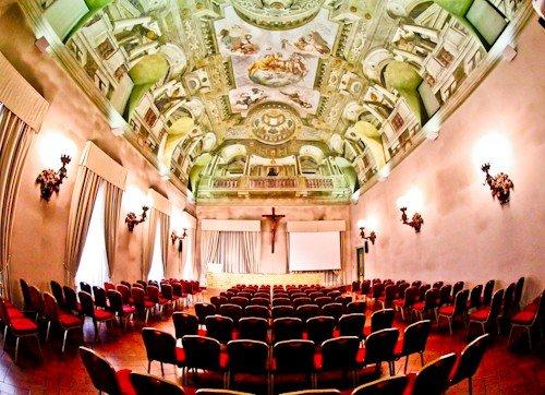 Centro Pastorale Paolo VI Brescia - classic conference room