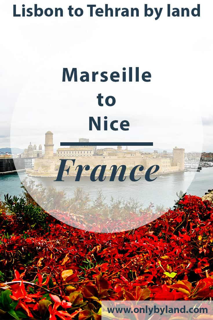 Marseille to Nice by bus