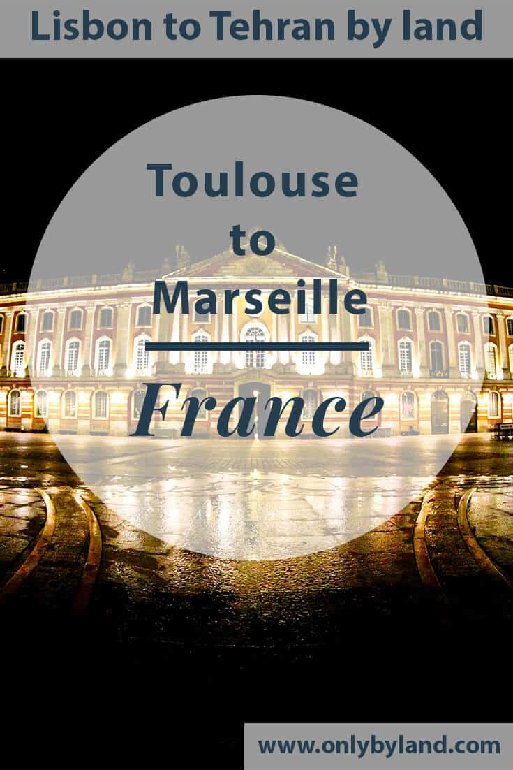 Toulouse to Marseille by bus