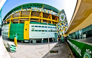 Sporting Lisbon stadium tour, location