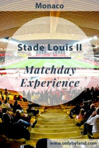 A visit to the Stade Louis II stadium in Monaco to watch AS Monaco play a French Ligue 1 game. AS Monaco FC Matchday experience.