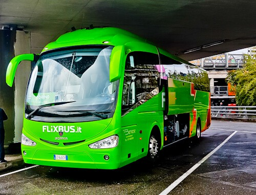 how to get from Nice to Turin. Flixbus from Nice to Turin