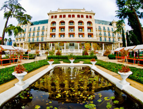 Kempinski Palace Portoroz – Travel Blogger Review