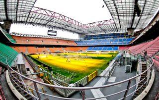 Inter Milan / AC Milan San Siro Stadium Tour - stadium