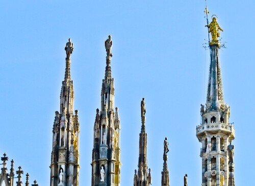 Madonnina, Milan Cathedral, Duomo