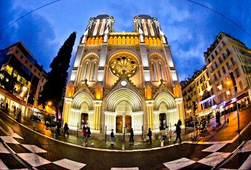 Nice Notre Dame