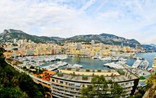 Port Hercules, Monte Carlo Harbor, Monaco