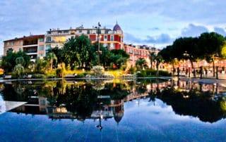 Maseena Place, Nice, France