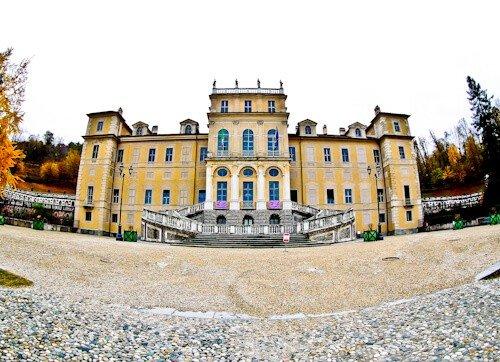 Villa della Regina, Residence of the Royal house of Savoy, Turin