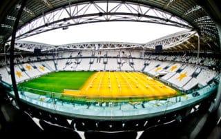 Juventus Allianz Stadium Tour, Turin - Stadium