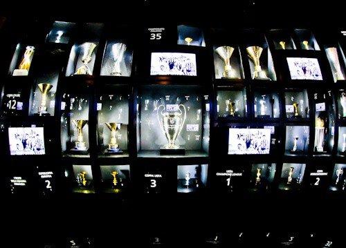 Juventus Allianz Stadium Tour, Turin - Museum