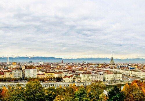 Monte dei Cappuccini, Turin