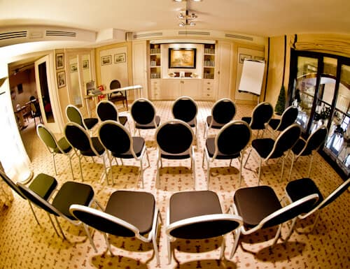 Victoria Hotel Letterario Trieste, conference room for business traveler