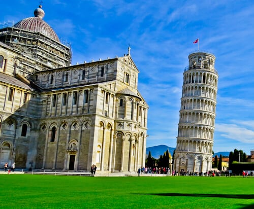 A day trip to Pisa and Cinque Terre from Florence