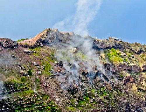 A Day Trip to Mount Vesuvius Volcano from Naples or Pompei