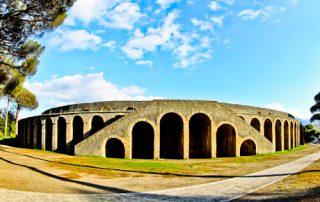 Amphitheater of Pompeii, Ancient Pompeii
