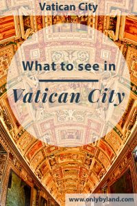 A visit to the points of interest of the UNESCO Vatican City including Sisteth Chapel, The Last Judgement by Michelangelo, St Peter's Basilica, St. Peter's Square, Vatican Museums, Aspostolic Palace and the Gardens of Vatican City.