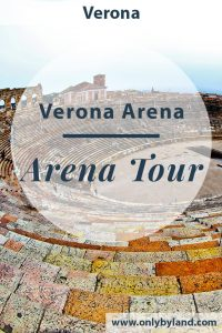 A tour of Verona Arena, a Roman Amphitheater in Italy.