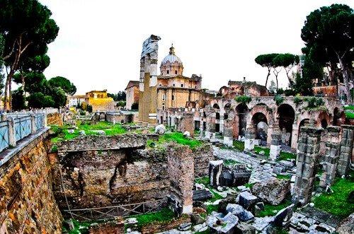 Ancient Rome, Roman Forum