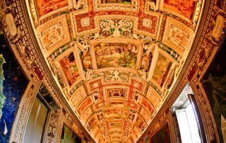 Museums of Vatican City, Gallery of Maps