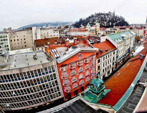 Grand Hotel Union, Ljubljana – Travel Blogger Review