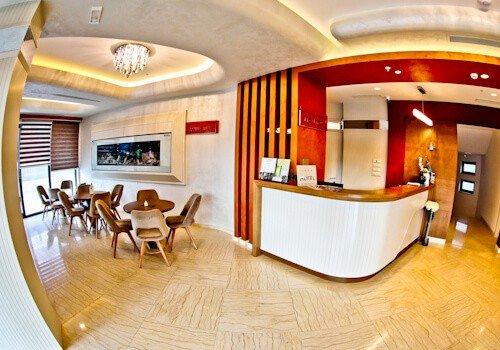 Hotel Kadmo, Budva, Montenegro, check in