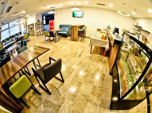 Hotel Kapetanovina Mostar, complimentary buffet breakfast