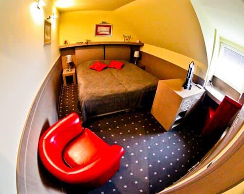 Hotel Leopold I, Novi Sad, modern guest room