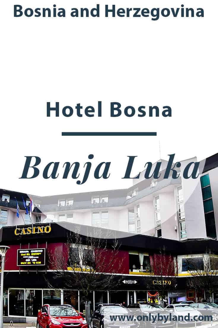 Hotel Bosna, Banja Luka – Travel Blogger Review