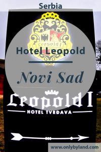 Where to stay in Novi Sad, Serbia. Hotel Leopold I is located on the Petrovaradin Fortress in Novi Sad. It's perfectly located for those attending the EXIT festival or visiting the Petrovaradin fortress underground.