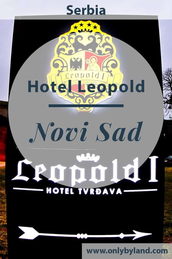 Hotel Leopold I, Novi Sad – Travel Blogger Review