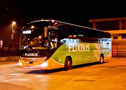 bus from Pompei to San Marino via Rimini