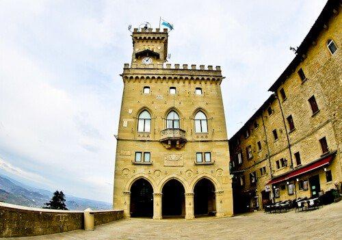 Public Palace (Palazzo Pubblico), San Marino